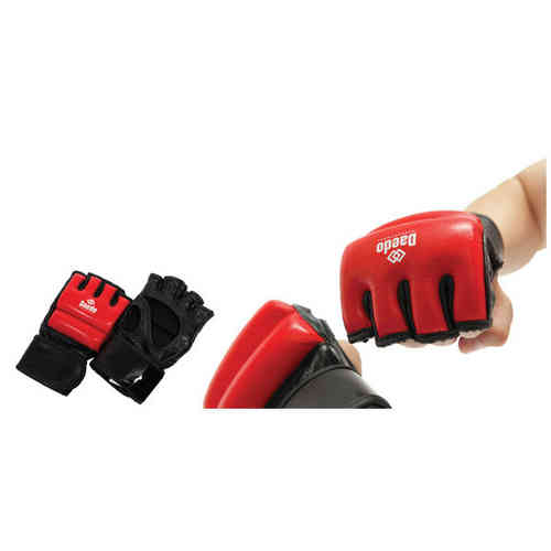 "Guantes MMA ""Champion"" Roja DAE DO"